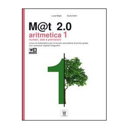 M@T 2.0 VOL 1 + DVD LIBRO DIGITALE  VOL. 1