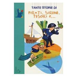 OCA BLU. TANTE STORIE DI PIRATI, SIRENE, TESORI E...