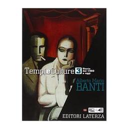 TEMPI E CULTURE VOL. III