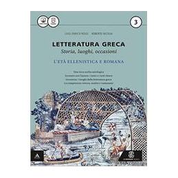 LETTERATURA GRECA VOLUME 3 VOL. 3
