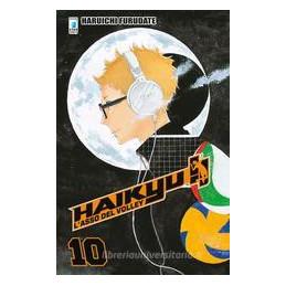 HAIKYU!. VOL. 10