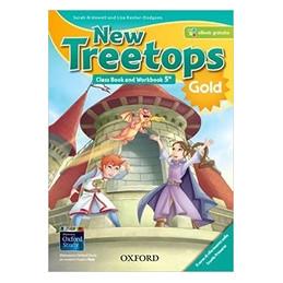 NEW TREETOPS GOLD 5 CB&WB+OBK Vol. 2