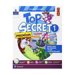 TOP SECRET PREMIUM 1  Vol. 1