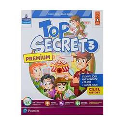TOP SECRET PREMIUM 3  Vol. 3