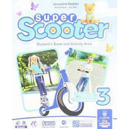 SUPER SCOOTER 3  Vol. 3