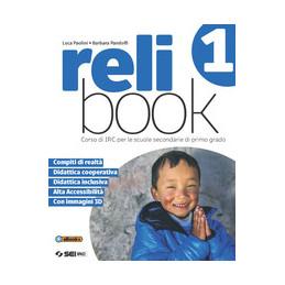 RELIBOOK 1 CORSO DI IRC CON NULLA OSTA CEI VOL. 1