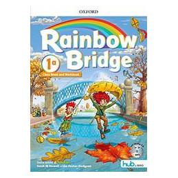 RAINBOW BRIDGE 1 CB&WB + EBK HUB + CD MP3 1-3 Vol. 1