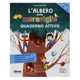ALBERO DELLE MERAVIGLIE 1 - 2 - 3  Vol. U