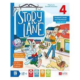 STORY LANE 4  Vol. 1