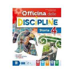 OFFICINA DELLE DISCIPLINE 4 AREA STORIA/GEOGRAFIA  Vol. 1