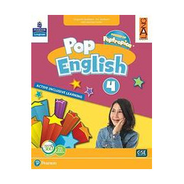 POP ENGLISH 4 ACTIVE INCLUSIVE LEARNING Vol. 1
