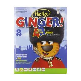 HELLO GINGER! 2  Vol. 2