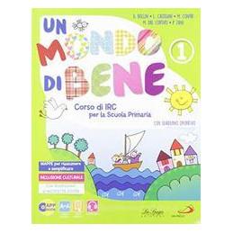 MONDO DI BENE 1-2-3 (UN)  Vol. U