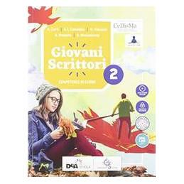 GIOVANI LETTORI - GIOVANI SCRITTORI VOL. 2 + EASY EBOOK (SU DVD) + EBOOK Vol. 2