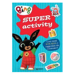 BING. SUPER ACTIVITY