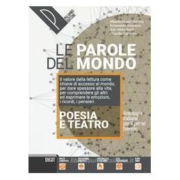 LE PAROLE DEL MONDO POESIA  E TEATRO
