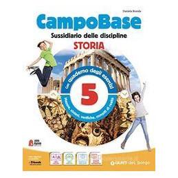 CAMPO BASE MONODISCIPLINA ANTROP. - 5 ND Vol. 2