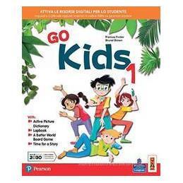 GO KIDS 1 ND Vol. 1