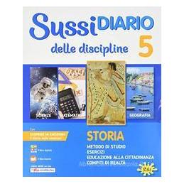 SUSSIDIARIO DELLE DISCIPLINE CL. 5 AREA ANTROPOLOGICA ND Vol. 2