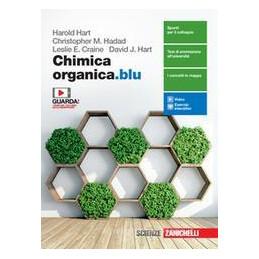 CHIMICA ORGANICA.BLU  - VOL. UNICO (LDM) ND Vol. U