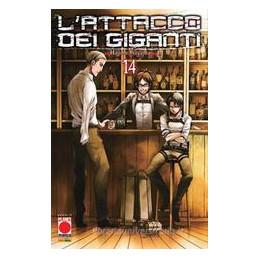 ATTACCO DEI GIGANTI (L`). VOL. 14