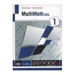 MULTIMATH BLU VOLUME 1 + EBOOK  Vol. 1