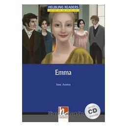 EMMA LEVEL 4 (A2/B1): EMMA + AUDIO CD