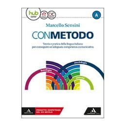 CON METODO VOLUME + SCRITTURA + VADEMECUM VOL. U