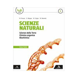 SCIENZE NATURALI LINEA VERDE VOLUME 5 VOL. 5