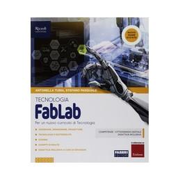 FABLAB - LIBRO MISTO CON HUB LIBRO YOUNG TECNOLOGIA + HUB YOUNG + HUB KIT Vol. U