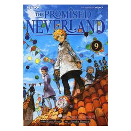 PROMISED NEVERLAND (THE). VOL. 9