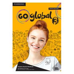 GO GLOBAL STUDENT`S BOOK/WORKBOOK+EBOOK 3  Vol. 3