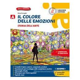 IL COLORE DELLE EMOZIONI V.A+B+C ND Vol. U
