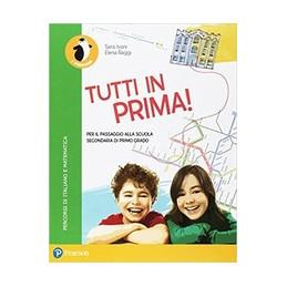 TUTTI IN PRIMA!  Vol. U