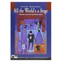 ALL THE WORLD`S A STAGE (JENNIGS) + CD