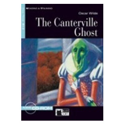 CANTERVILLE GHOST (THE) + AUDIO CD/CD ROM  Vol. U