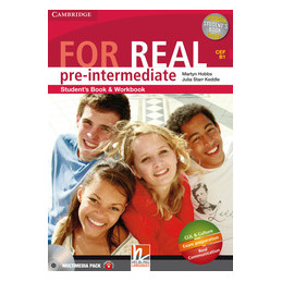 FOR REAL  PRE  INTERMEDIATE MULTIMEDIA PACK  Vol. 2
