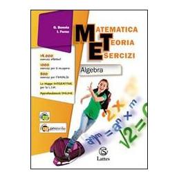 MATEMATICA TEORIA ESERCIZI-ALGEBRA + IL MIO QUADERNO INVALSI 3