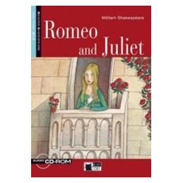 ROMEO AND JULIET + CD/CD ROM  Vol. U