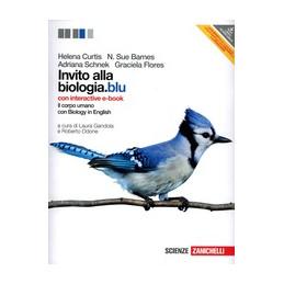 INVITO ALLA BIOLOGIA.BLU CON INTERACTIVE E BOOK ONLINE (LMM) CORPO UMANO VOL. U