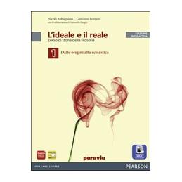 IDEALE E REALE 1+ADES. ED.INTERATTIVA