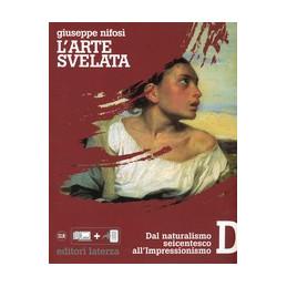 L`ARTE SVELATA VOL.  D IV ED. 5 VOLL.