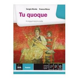 TU QUOQUE + EBOOK  Vol. U