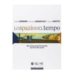 LO SPAZIO DEL TEMPO VOL. III