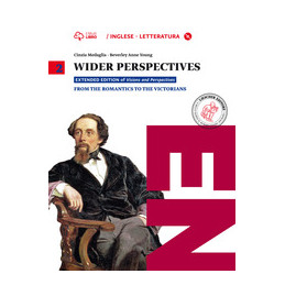 WIDER PERSPECTIVES 2 FROM THE ROMANTICS TO THE VICTORIANS + CD ROM