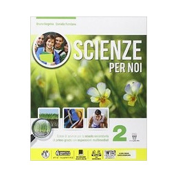 SCIENZE PER NOI 2  VOL. 2