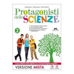 PROTAGONISTI DELLE SCIENZE VOL  2 VOL. 2