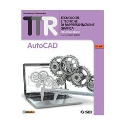 TTR AUTOCAD 2015 + DVD EDIZIONE 2015 VOL. U
