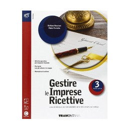 GESTIRE LE IMPRESE RICETTIVE - LIBRO MISTO CON OPENBOOK VOLUME 3 + EXTRAKIT + OPENBOOK Vol. 3