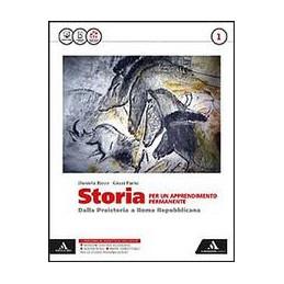 STORIA  PER UN APPRENDIMENTO PERMANENTE VOLUME 1+ATLANTE 1 VOL. 1